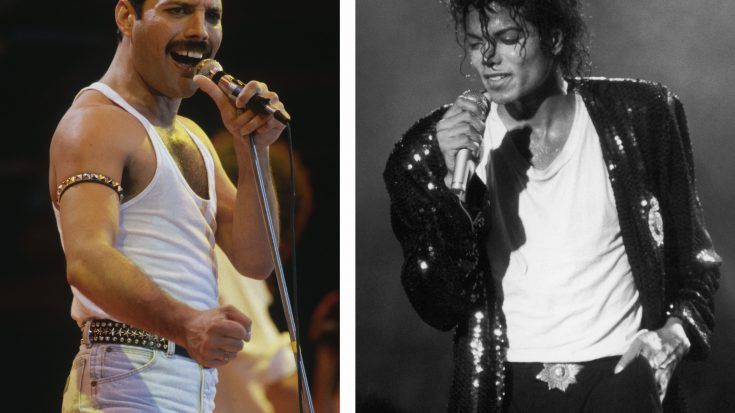 Freddie Mercury Recalls Why 1987 Collaboration With Michael Jackson Failed | Society Of Rock Videos