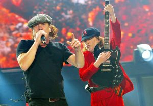 Former AC/DC Drummer Talks About Line Up For AC/DC
