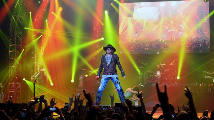 Guns N' Roses Expands 2019 Tour | Society Of Rock Videos