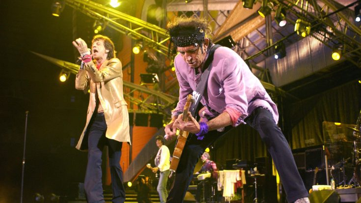 The Rolling Stones Stream Their Version Of A Bob Dylan Classic | Society Of Rock Videos