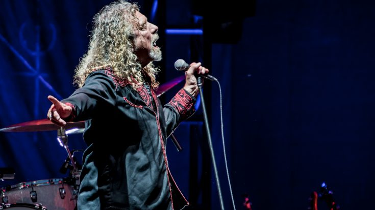 Robert Plant Reveals Story Of One Of His Awful Songs