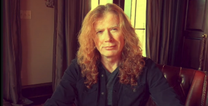 Megadeth's Dave Mustaine Diagnosed With Cancer