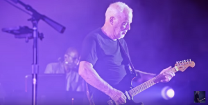Buyer Of David Gilmour's Guitar Revealed