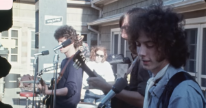 Never-Before-Seen Colored Footage of Velvet Underground's Performance At Dallas Peace Day in 1969 Surfaces