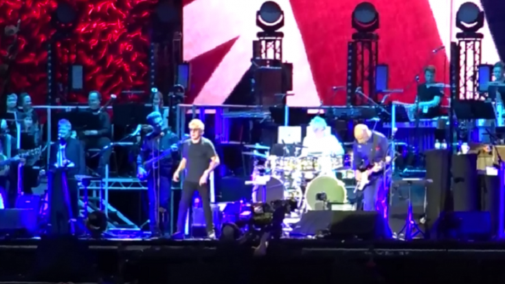 The Who Just Released A New Song In London | Society Of Rock Videos