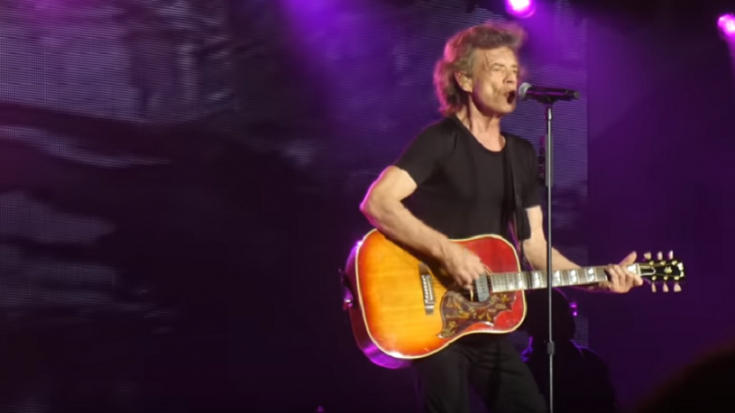 The Rolling Stones Just Performed A Cover Song For The First Time In 50 years! | Society Of Rock Videos