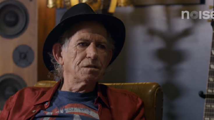 Keith Richards Is Proving His Immortality By Doing This – We Don't Really Approve | Society Of Rock Videos