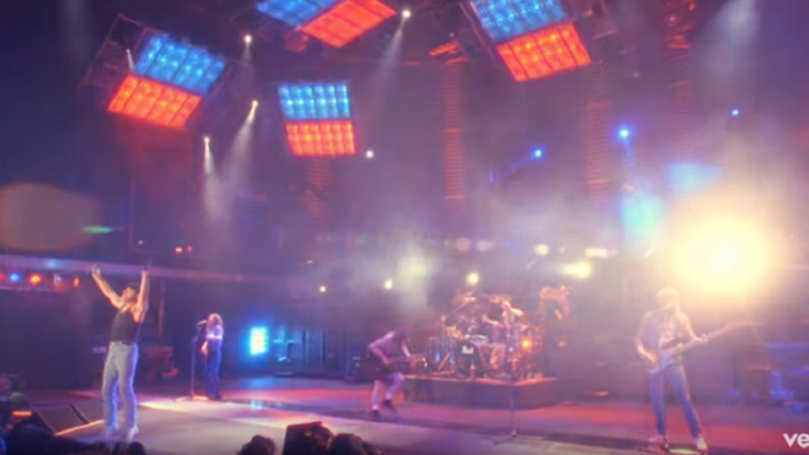 After 2 Years, AC/DC Shared A New Video On Their YouTube Page | Society Of Rock Videos