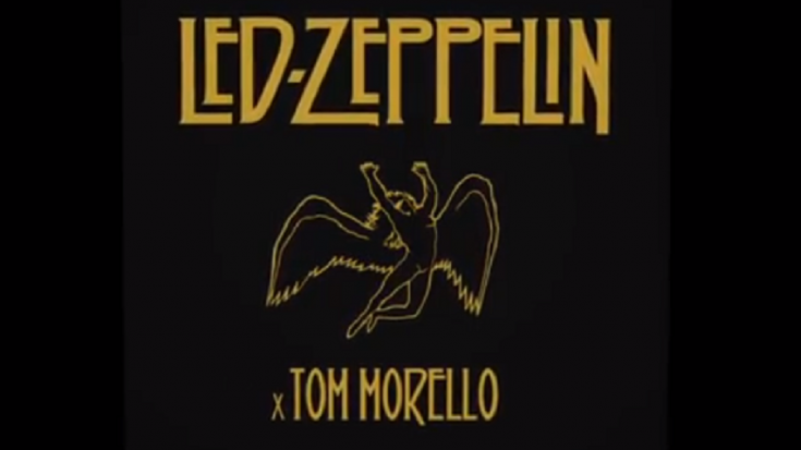 Tom Morello Releases A Badass Playlist For Led Zeppelin's 50th Anniversary! | Society Of Rock Videos