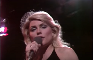 Blondie Truly Rocked This 1979 Midnight Special Performance!