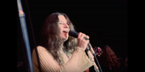 "Watch Janis Joplin Give Her All In Monterey Pop Festival Performance Of ""Ball And Chain"""