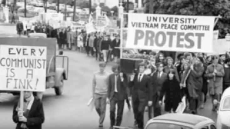 The Most Important Rock Songs During The Vietnam War Era   Society Of Rock Videos