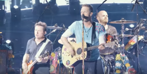 The Cover Performance Of Coldplay And Michael J. Fox Is Just Epic