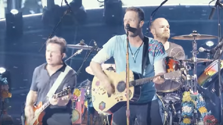 The Cover Performance Of Coldplay And Michael J. Fox Is Just Epic | Society Of Rock Videos