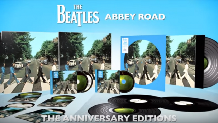 A 40-Song Reissue Box Set Of Abbey Road Will Be Available Soon | Society Of Rock Videos