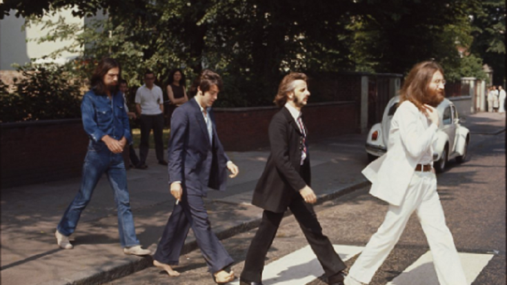 "The Events That Happened In ""Abbey Road"" Cover Photo Anniversary 