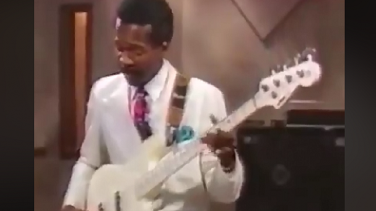Larry Graham Tells How He Invented The Legendary Bass Technique Of Slapping