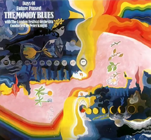 Album Review: The Days of Future Passed By Moody Blues