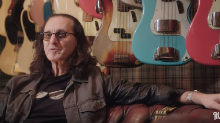 Watch Out Bass Players: Geddy Lee Says His Book Will Have Parts That Only You Will Understand