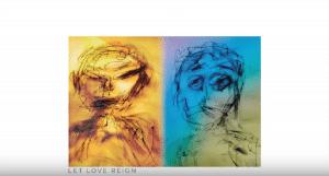 "Robbie Robertson Releases Tribute To John Lennon ""Let Love Reign"""
