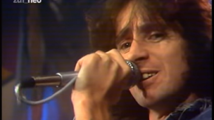 Rock Era Limelight: AC/DC In The '70s