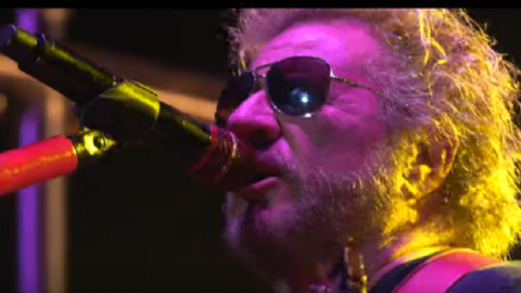 "Sammy Hagar And The Circle Releases New Video ""No Worries"" 