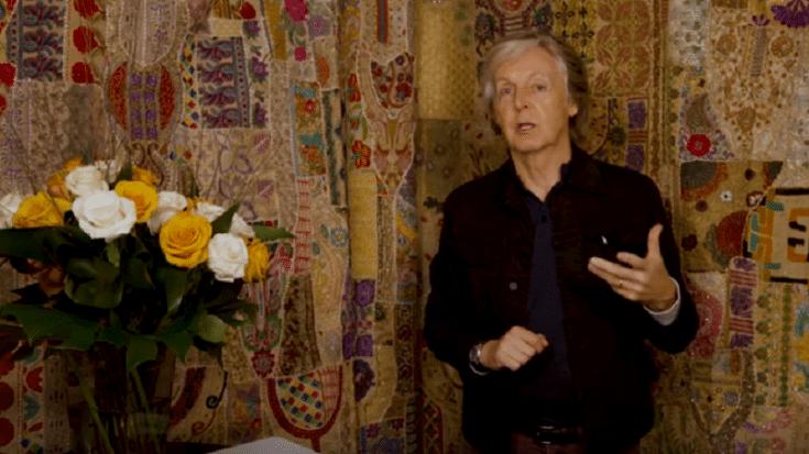 Paul McCartney Recalls The Time He Got Mugged   Society Of Rock Videos