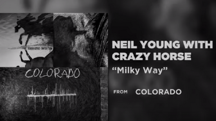 "Neil Young And Crazy Horse Release New Song ""Milky Way"" 