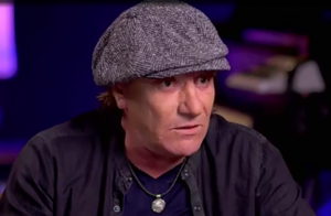 Brian Johnson Shares About His Writer's Block In His First AC/DC Album