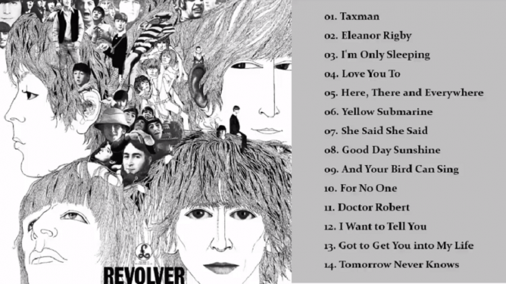 """Album Review: """" Revolver"""" By The Beatles   Society Of Rock Videos"""