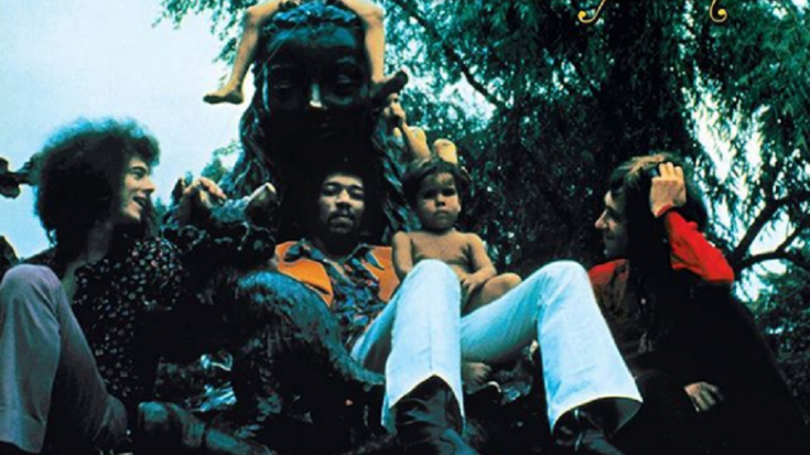"Album Review: ""Electric Ladyland"" By The Jimi Hendrix Experience 