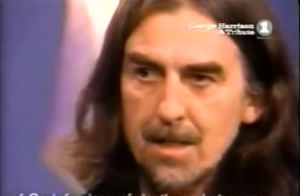 George Harrison Talks About Fame and Bliss In His Last Public Interview