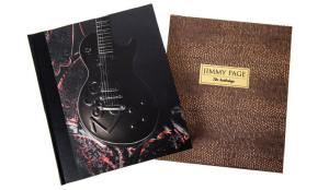 "Jimmy Page Will Release An ""Anthology"" Book"