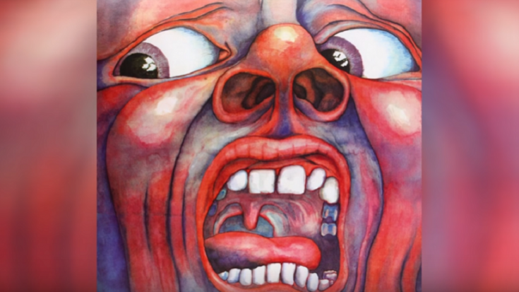"""Album Review: """"In The Court Of The Crimson King"""" By King Crimson 