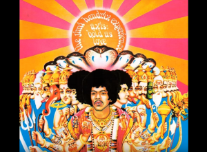 Album Review: Axis: Bold As Love By The Jimi Hendrix Experience