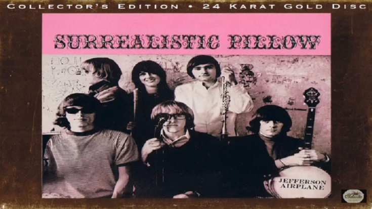 Album Review: Surrealistic Pillow by Jefferson Airplane