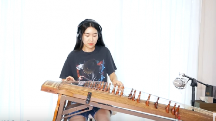 """Watch """"Voodoo Child"""" Performed With A Korean Instrument 