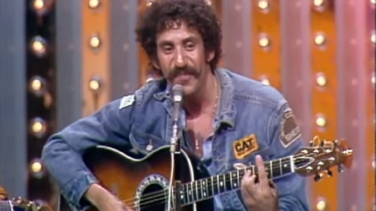 "1973 Midnight Special: Jim Croce Performs ""Bad, Bad Leroy Brown"" 