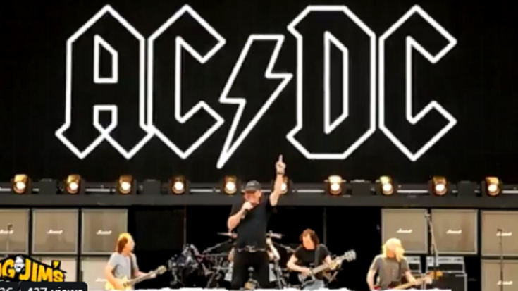 AC/DC 2020 Tour Confirmed? | Society Of Rock Videos
