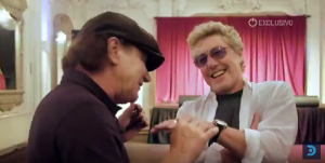 Brian Johnson And Roger Daltrey Talk About Originality and Mick Jagger