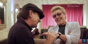 Brian Johnson And Roger Daltrey Talk About Originality and Mick Jagger