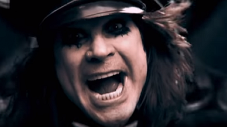 Ozzy Osbourne Announces His New Album Is Done | Society Of Rock Videos