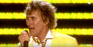 Rod Stewart Release New Single for Upcoming Album 'The Tears of Hercules'
