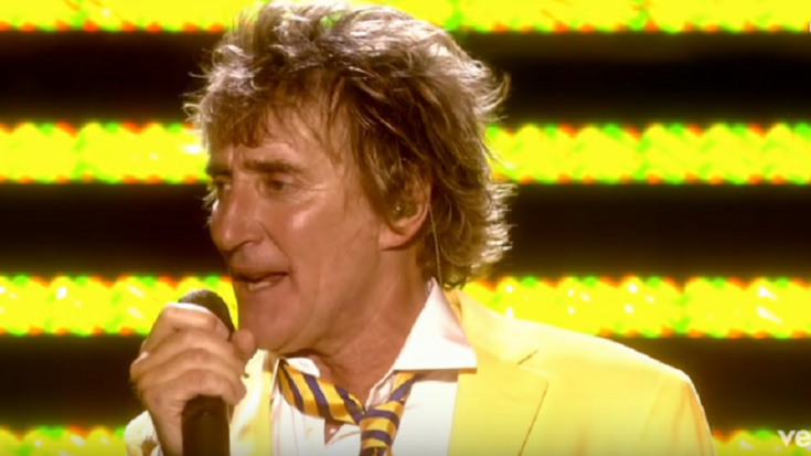 Rod Stewart Release New Single for Upcoming Album 'The Tears of Hercules' | Society Of Rock Videos
