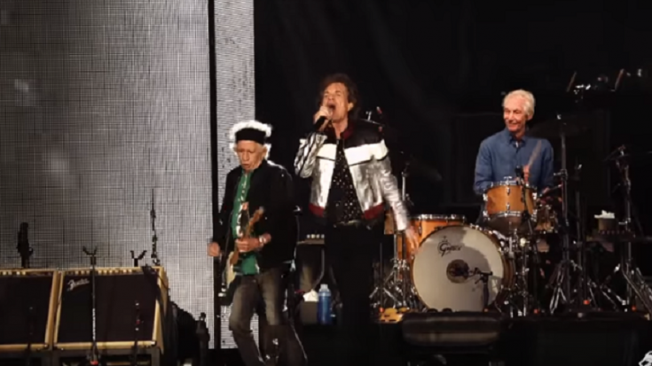 The Rolling Stones Just Set A Record With Their No Filter Tour