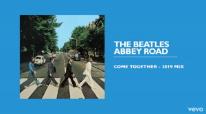 "The Beatles Release ""Come Together"" 2019 Remix"