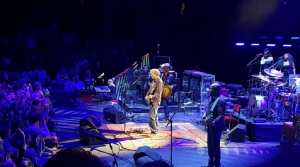 "Watch Eric Clapton End His Show Covering ""Purple Rain"""