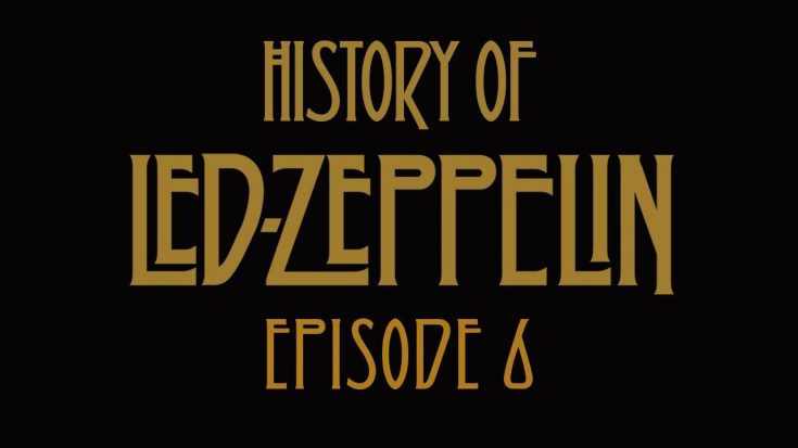 Led Zeppelin Head Back Home In Latest Episode Of Their History Series | Society Of Rock Videos