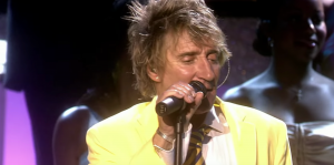 Rod Stewart Talks About 3 Year Battle With Prostate Cancer