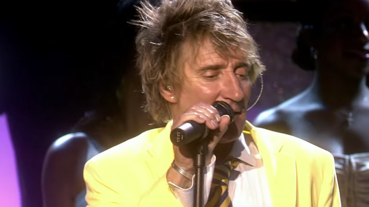Rod Stewart Talks About 3 Year Battle With Prostate Cancer | Society Of Rock Videos